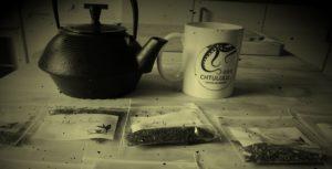 sélection de thé