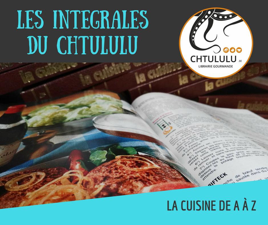 Cuisine A À Z | La Cuisine De A A Z Le Chtululu