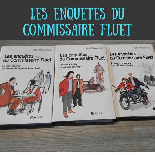 Les enquêtes du commissaire Fluet