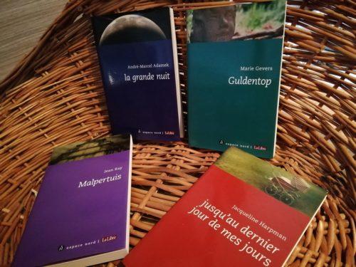 4 auteurs belges