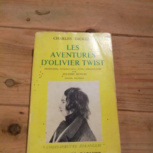Les Aventures d'Olivier Twist