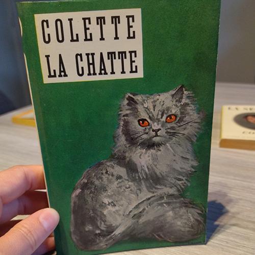 La chatte de Colette