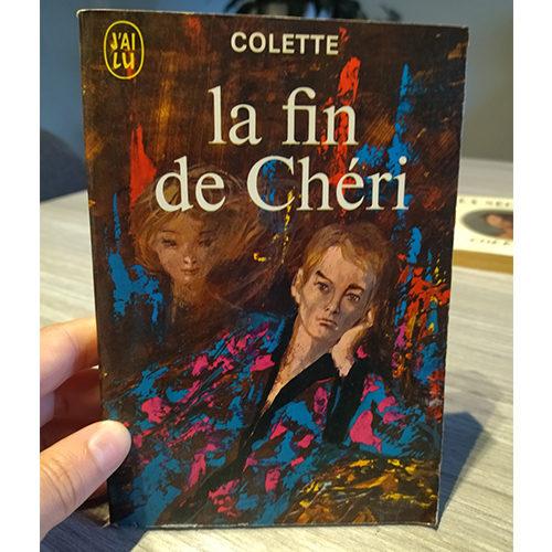 La fin de Chéri de Colette