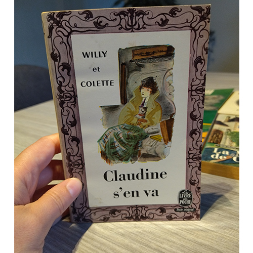 Claudine s'en va
