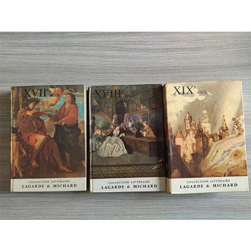 Les grands auteurs français