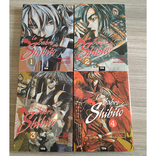 Le sabre de Shibito